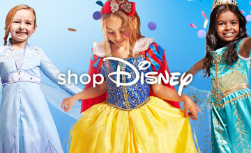 New Arrivals from £8 at shopDisney with this Coupon