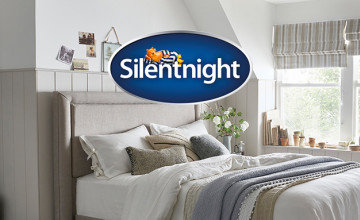 Buy 3 and Get a 4th Free on Bedding Orders at Silentnight