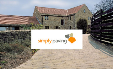 Free Delivery on Orders at Simply Paving
