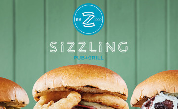 Get £5 Off Your Bill with a Subscription at Sizzling Pubs
