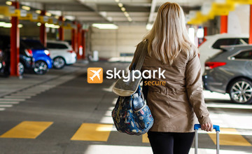 Up to 25% Off Bookings at SkyParkSecure