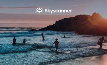 55% Off Top Flight Deals at Skyscanner