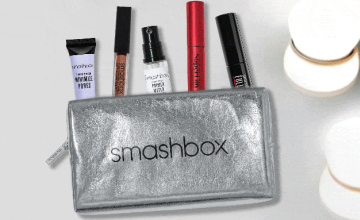 15% Off First Orders with Newsletter Sign-ups at Smashbox Cosmetics