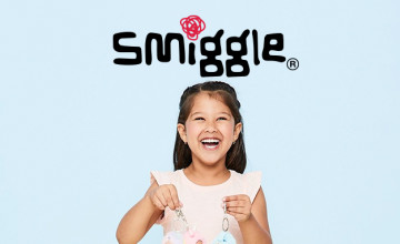 Free Delivery on Orders Over £30 at Smiggle
