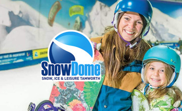 Beginner Ski Lessons from £28.85 at SnowDome