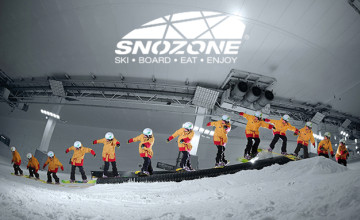 Get up to 50% Off Every Slope Pass, Group Lesson or Sledging Session for Members at Snozone