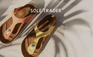 Up to 50% Off in the Sale at Soletrader