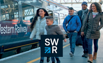 26% Off with GroupSave at South Western Railway