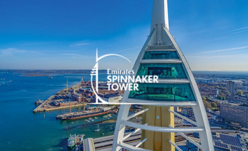 16% Off Tickets + Free Souvenir Photo at Spinnaker Tower