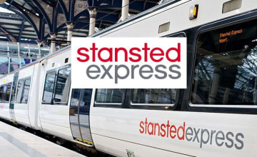 Up to 33% Off Selected Group Tickets at Stansted Express