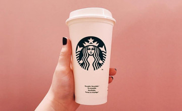 Earn a Free Drink with Rewards at Starbucks