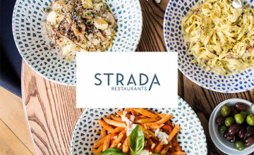 Breads and Nibbles from £3.50 at Strada
