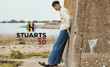 Extra 10% Off Selected Orders | Stuarts London Discount Code
