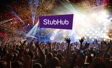 Get Personalized Gift Cards at StubHub