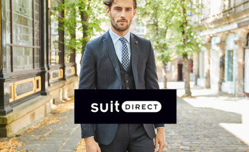 60% Off Selected Sale Orders | Suit Direct Promo
