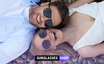 Save £50 on Orders Over £200 at Sunglasses Shop