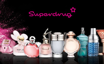 50% Off Selected Daily Deals at Superdrug