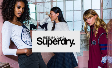 Up to 40% Off Sports Fashion in the Outlet at SuperDry