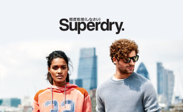 Up to 50% Off Orders in the Summer Sale at Superdry