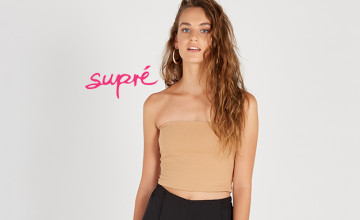 Save 30% in Sitewide Sale at Supré