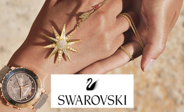 10% Off Orders with Newsletter Sign-ups at Swarovski Crystal