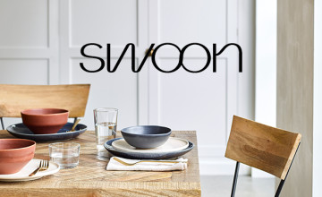 Clearance: Up to 50% Off Home Furniture at Swoon Editions