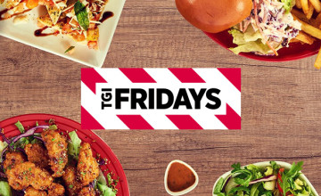 Click & Collect Available in Selected Locations at TGI Fridays