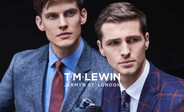 Up to 70% Off Orders in the Sale at T.M.Lewin - Further Reductions