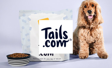 60% Off for New Customers at tails.com