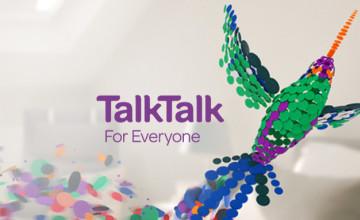 Fibre 35 from £23 a Month at TalkTalk