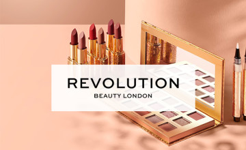 10% Off First Orders at Revolution Beauty