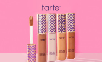 15% Off First Orders with Newsletter Sign-ups at Tarte Cosmetics