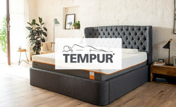 Save 5% on Mattress Toppers at Tempur