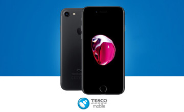 £10 Gift Card with Existing Customer Upgrades at Tesco Mobile