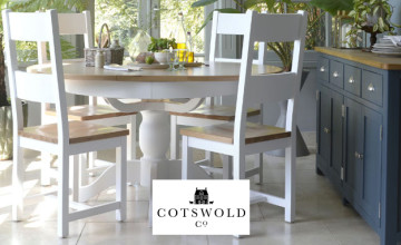 Up to 20% Off Orders in the Summer Sale at The Cotswold Company