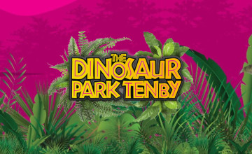 Free Entry for Children Under 2 at The Dinosaur Park