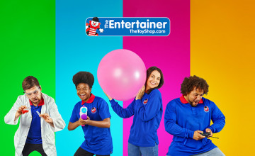 15% Off Sale Toys Orders at The Entertainer