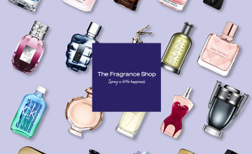 Up to 70% Off Orders in the Sale at The Fragrance Shop
