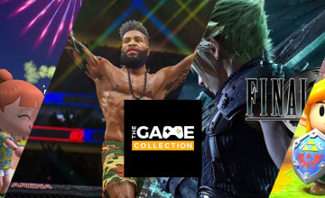 Free Delivery on Orders at The Game Collection