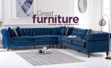 Up to 70% Off in the Seasonal Sale at The Great Furniture Trading