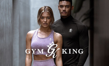 15% Off Over £50 with this The Gym King Coupon Code