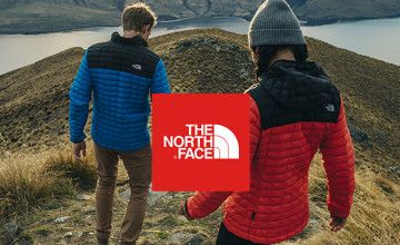 Up to 30% Off Selected Girls' T-Shirts at The North Face Store