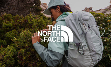 £10 Gift Card with Orders Over £90 at The North Face