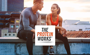 50% Off Selected Nutrition Products in the Sale at The Protein Works