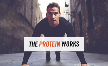 52% Off Best Sellers at The Protein Works
