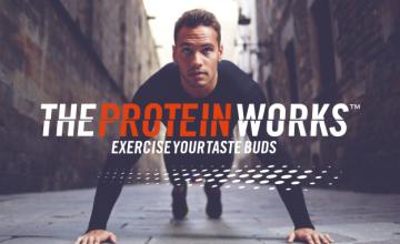 Exklusiver 12% Gutschein auf alle reduzierten Preise bei The Protein Works