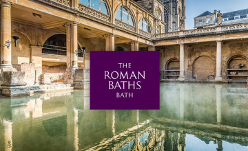 Enjoy the Walking Tour & Skip The Line Entry from £49 at The Roman Baths