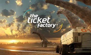Gift Vouchers from £10 at The Ticket Factory