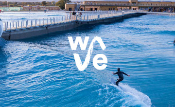 Beginner Surf Lessons from £50 at The Wave