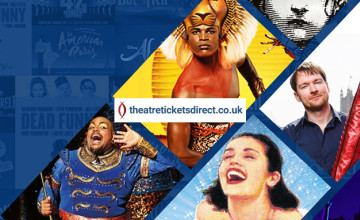 £5 Gift Card with Orders Over £100 at Theatre Tickets Direct